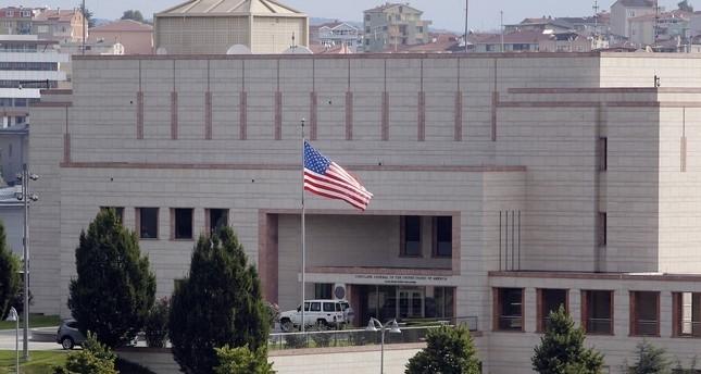 U.S. Consulate General Building in Istanbul (AP Photo)