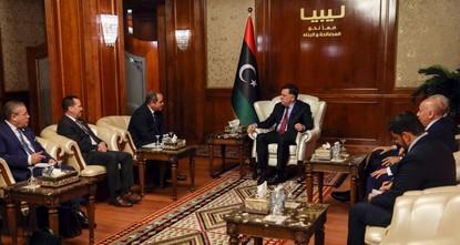 وزير الخارجية الجزائري يزور العاصمة الليبية