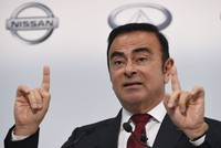 Renault's Ghosn arrested for false income reports