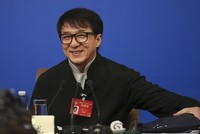 Action star Jackie Chan said opening up China's heavily-restricted film market to more foreign works would put positive pressure on local filmmakers, as rumors swirl Beijing will expand its quota...