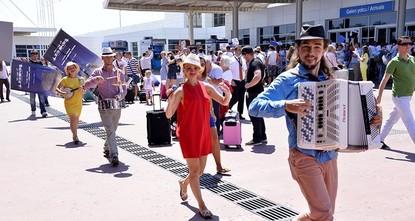 """pDie türkische Tourismusbranche bereitet sich in der diesjährigen Tourismussaison für einen großen Aufstieg vor, erklärte am Mittwoch die """"Türkische Vereinigung der Reisebüros..."""