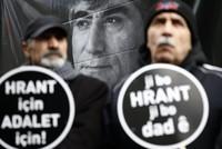 Suspects held in killing of Armenian-Turkish journalist Hrant Dink