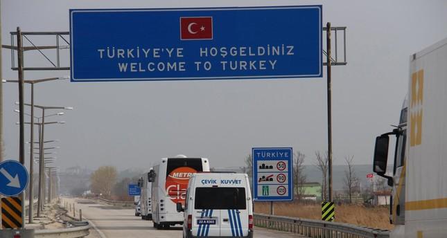 تركيا.. ضبط 178 مهاجرا ولاجئا حاولوا التسلل إلى أوروبا