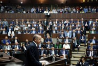 President Recep Tayyip Erdoğan on Thursday gathered Justice and Development Party (AK Party) deputies and ministers at party headquarters and called for more intensive efforts to win the hearts and...