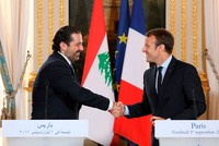 Resigned Lebanese PM Hariri invited to France, expected to arrive 'in coming days'