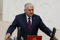 Yıldırım to resign as Parliament speaker after officially filing candidacy for Istanbul mayor