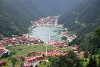 Turkey's top Black Sea tourism center Uzungöl threatened by 'architectural pollution'