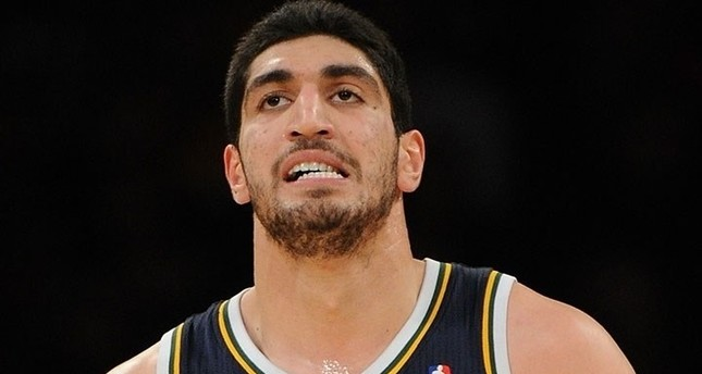 NBA player Enes Kanter says ready to sacrifice his life for Gülenist terror-cult