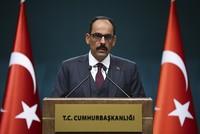 PYD cannot represent Syrian Kurds at the upcoming Sochi congress, Kalın says