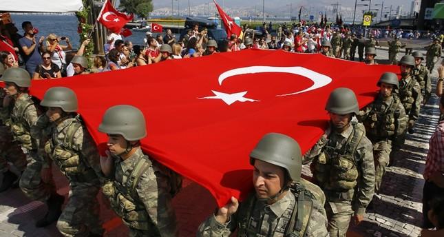 تركيا تحتفل بالذكرى الـ 94 لعيد النصر