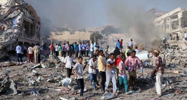 الخارجية التركية تدين التفجير الإرهابي في مقديشو