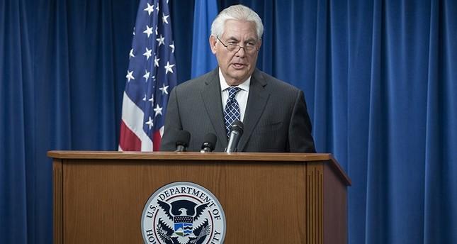 وزير الخارجية الأمريكي يزور تركيا 30 مارس الجاري