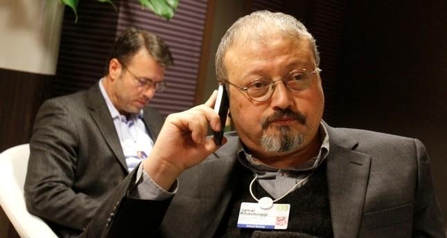 Washington Post's slain journalist Jamal Khashoggi