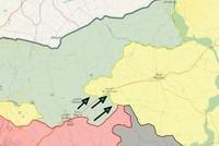 Turkey-backed Free Syrian Army advances against YPG in Syria's Manbij