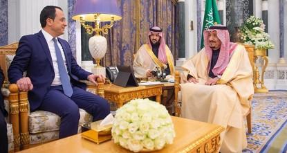 Saudi Arabia pledges full support to Greek Cypriots