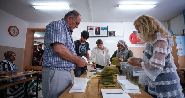 إمام أوغلو يتصدر نتائج انتخابات رئاسة بلدية إسطنبول