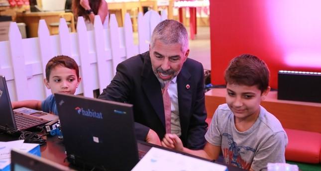 الحملة الوطنية لتعليم البرمجة شملت 100.000 طفل تركي منذ انطلاقها عام 2016