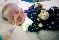 A British judge hearing the case of Charlie Gard said he would give his ruling on Wednesday on where the terminally ill baby should be allowed to die.