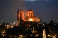 Cigarette or electrical fault could have sparked devastating Notre Dame fire, prosecutors say