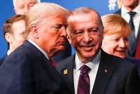Erdoğan, Trump discuss Idlib, Libya, bilateral trade