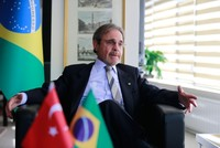 Brazilian envoy to Ankara urges relations thriving