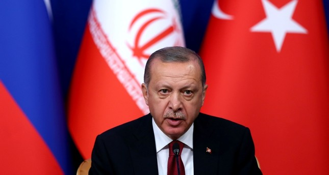 أردوغان: لن نكون متفرجين على تجاهل قتل الأبرياء من أجل مصالح النظام السوري