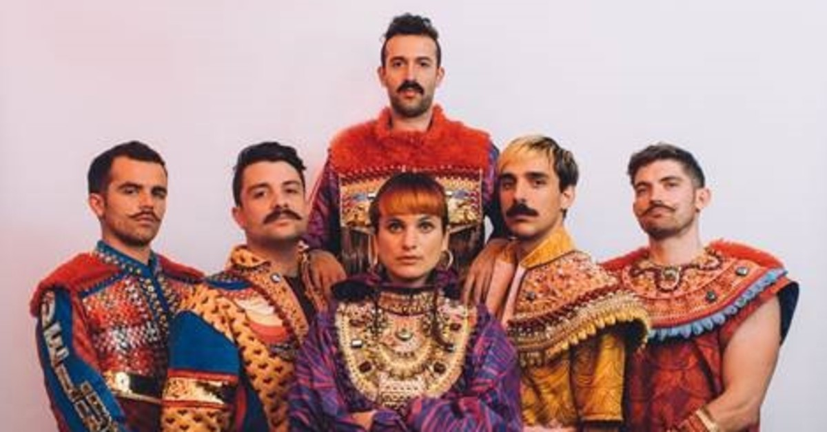French band Deluxe, courtesy of Istanbul French Cultural Center.