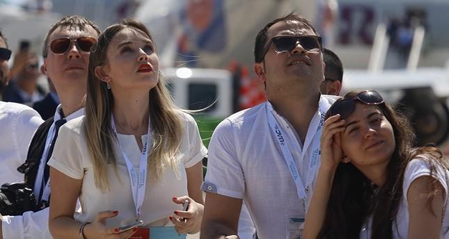 Eurasia Airshow, Turkey's largest aviation event, kicks ...