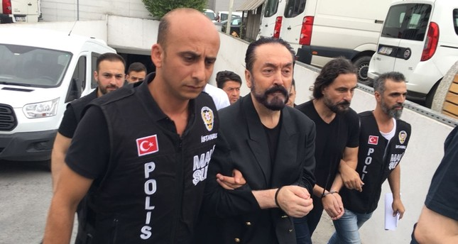 Istanbul court approves indictment of cult leader Oktar