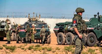 الجيش الروسي ينشر مروحيات وصواريخ أرض جو في القامشلي