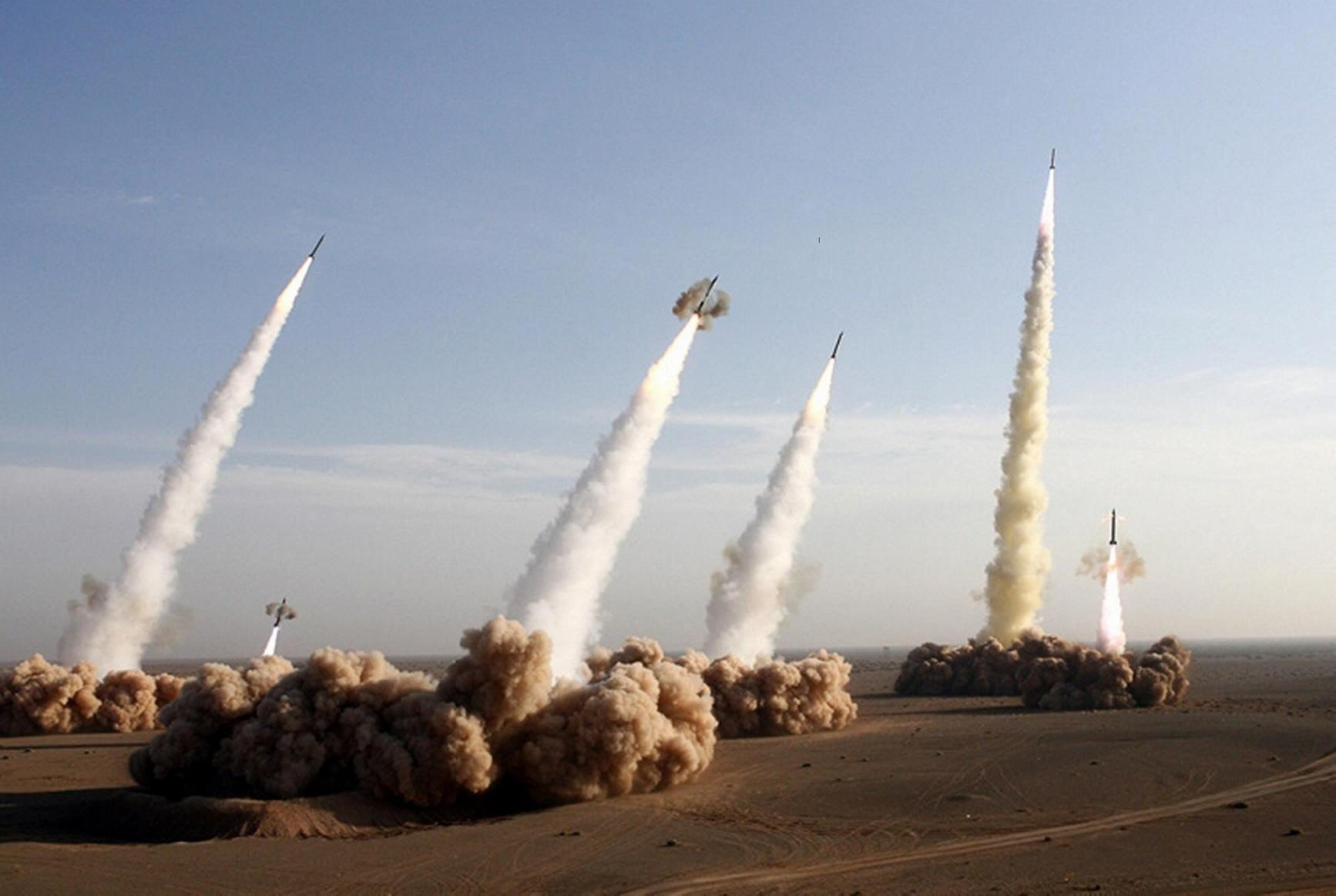 Iran has the largest and most diverse ballistic missile arsenal in the Middle East. (FILE Photo)