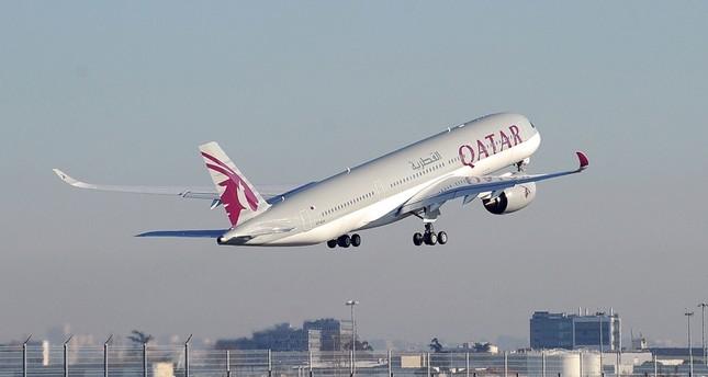 طائرة قطرية تهبط اضطرارياً في أورفة التركية بعد تدهور صحة أحد الركاب