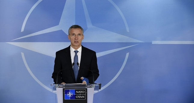 Daesh attacks against Kilis, situation in Syria, Iraq to top NATO meeting: Stoltenberg