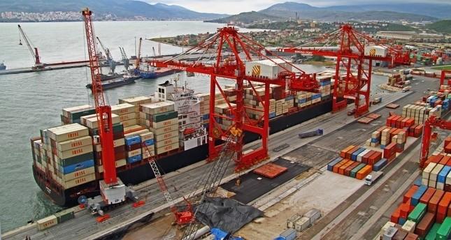 الصادرات التركية تحقق رقماً قياسياً جديداً في شهر نيسان الماضي