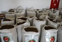 Turkey confiscates 1.5 tons of hashish near Greece border in largest single drug seizure