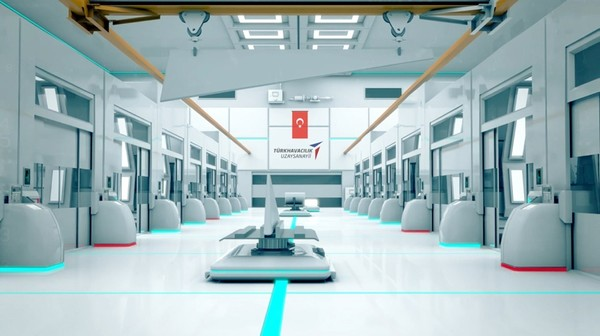Turkish Aerospace Industries to build world's 4th largest