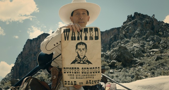 """The Ballad of Buster Scruggs"" is a six-part Western anthology film. Each chapter in the movie tells a distinct story about the American West."