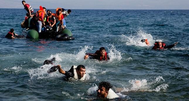 خفر السواحل التركي ينقذ 679 أجنبياً طيلة أيام العيد