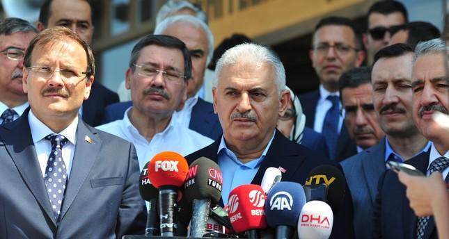 يلدريم: لن نتوانى أبداً عن تحييد رؤوس الإرهاب خارج حدودنا