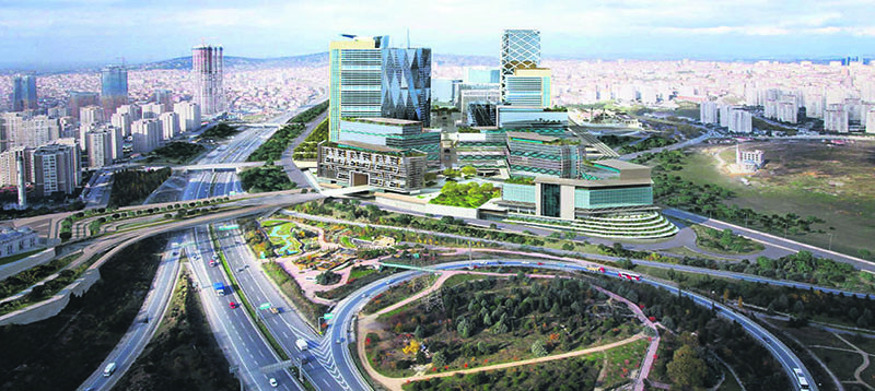 Istanbul Financial Center, due to be operational soon, is emphasized to have a more liberal regulatory structure that will boost the economy by creating a stable financial market.