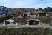 'Hobbit house' holiday village in Sivas welcomes visitors from around the world