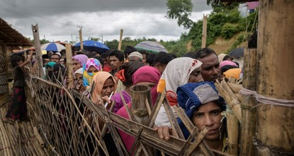 Old photo, school ID, pots, kids: What fleeing Rohingya took with them