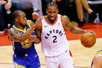 Raptors must cope with near miss as Warriors get new life