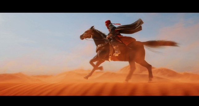'Bilal: A New Breed of Hero' hits theaters in Turkey