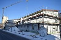 |Flüchtlingsheim-Neubau in Neuenstein (DPA)