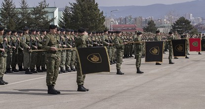 pKosovo signalled on Wednesday plans to turn its security force into a national army, a move strongly opposed by its ethnic Serb minority and by Belgrade which said it would cause instability in...