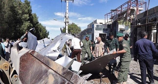 مقتل 20 عنصرا من الحرس الثوري الإيراني في هجوم انتحاري جنوب شرقي البلاد