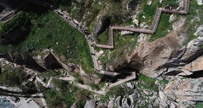وادي إهلارا في ولاية أكسراي التركية