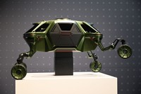 Consumer electronics expo CES 2019 kicks off with robots, futuristic cars