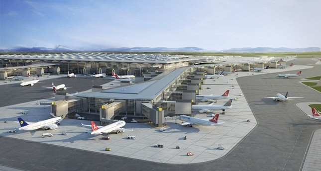 Istanbul New Airport to weave an aerial Silk Road
